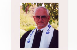 Interfaith Wedding Officiant, Bernie Zahn